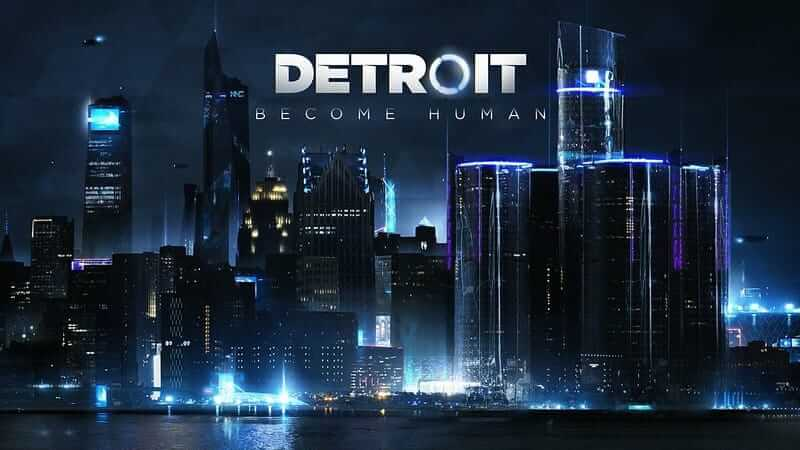 Detroit become human poster