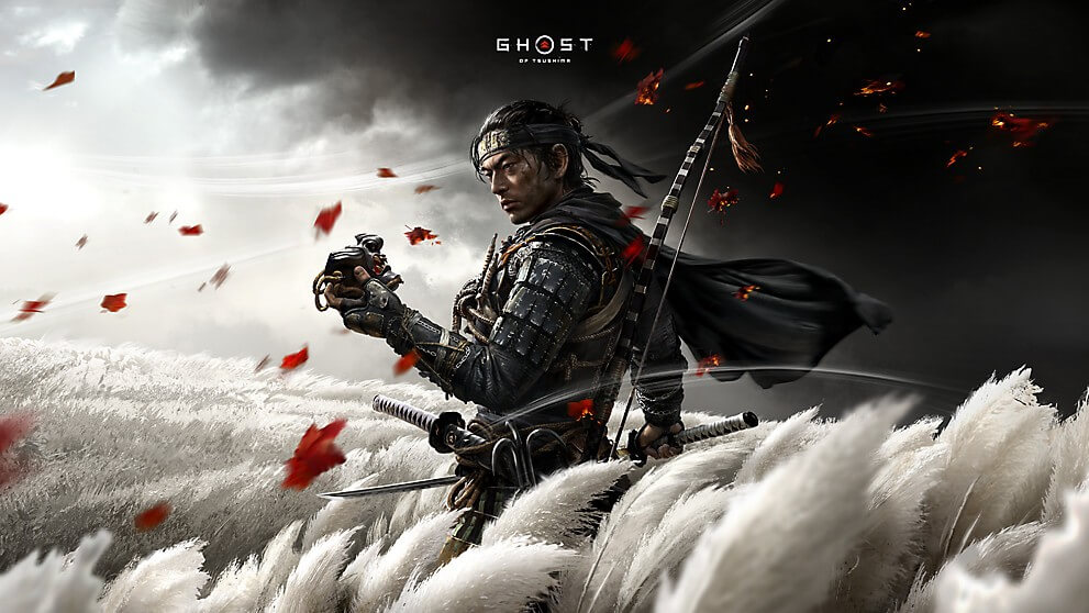 Best games  for couples on PS4 Ghost of Tsushima