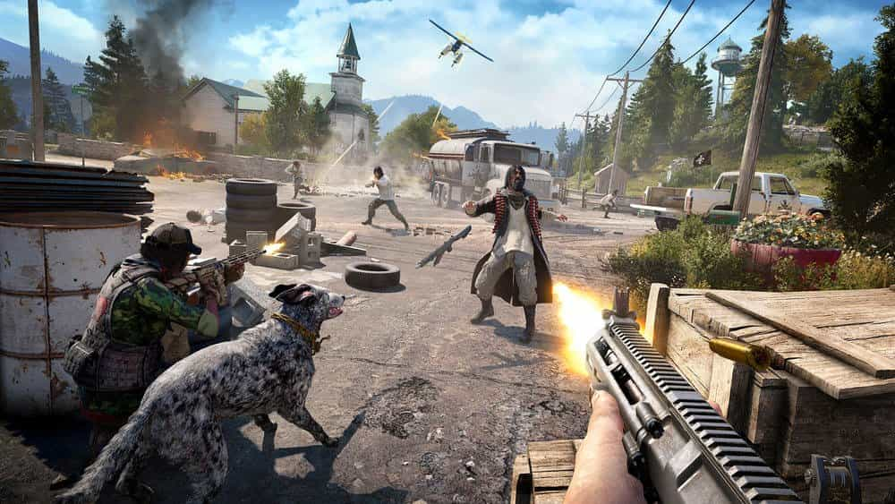 Far cry 5 - open world game for pc