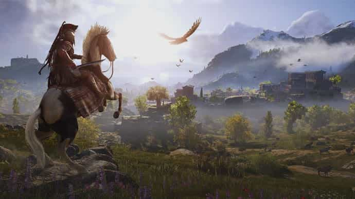 Assassin's creed odyssey: open world game for PC