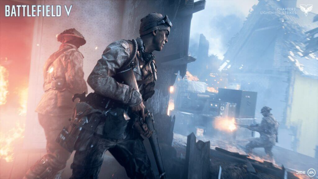 battlefield V is one of the games that can be played on Ryzen 3 3200G without a gpu