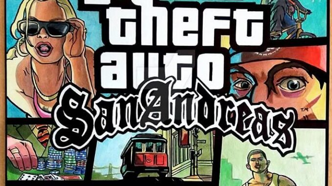 GTA San Andreas PC cheat Codes for Health, Weapons, Weather