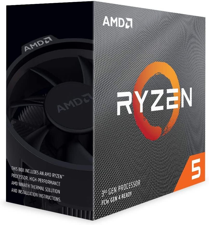 AMD Ryzen 5 3600 - Best CPUs for RX 580